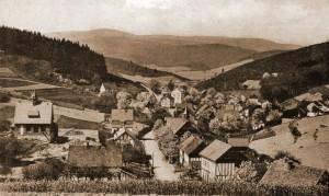 Ansicht von Obersdorf