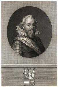 """Johann VII. """"der Mittlere"""" Graf zu Nassau-Siegen (1561-1623). Vorlage: Stadtarchiv Siegen"""